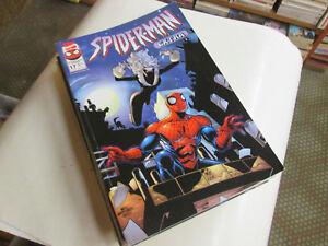 SPIDER-MAN EXTRA - 17 - COMICS..1999 ..MARVEL FRANCE..TBE - France - État : Occasion: Objet ayant été utilisé. Consulter la description du vendeur pour avoir plus de détails sur les éventuelles imperfections. ... Type: Comic VF Editeur: Marvel Thme: Super-héros Langue: Franais Personnage: Spider-Man - France