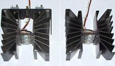 Pair Large To 3 Heatsink 2n3055 Transistor Ps Radio Transmitter Power Amplifier