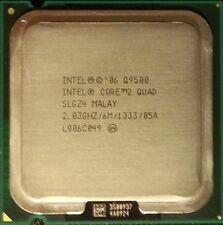 Intel Core 2 Quad CPU Q9500 2.83GHZ/6MB/1333 LGA775