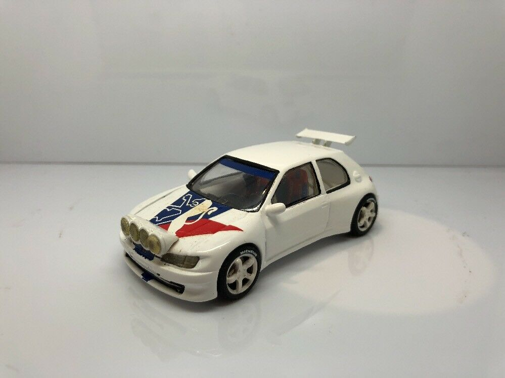 CODE 3 1 43 PEUGEOT 306 MAXI RALLY CAR BY PROVENCE MOULAGE