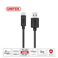 Unitek 3.3-Foot USB 3.1 Type-C to Type A Cable