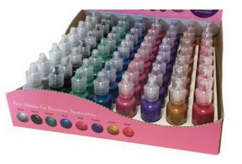 Dovecraft Pearl Effects Box – Brights great for cards and crafts
