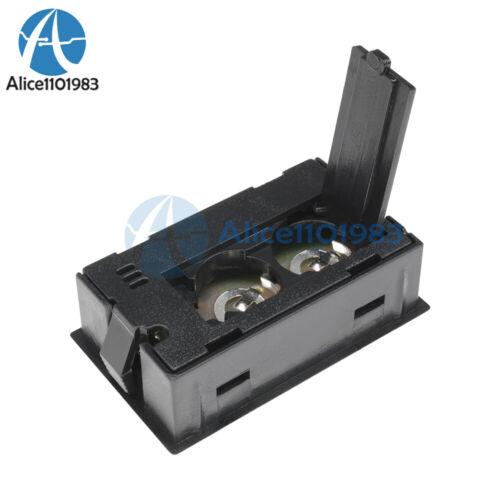 2//5//10PCS Digital LCD Mini Temperature Humidity Meter Thermometer Hygrometer