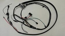 1967 Chevy Pick Up Truck Forward Front Light Wiring Harness with Gauges
