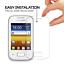 miniature 3 - Film Protection écran pour Samsung Galaxy Pocket plus