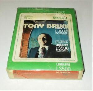 Mc-Stereo-8-TONY-BRUNI-Vol-13-NUOVO-1978-musicassetta