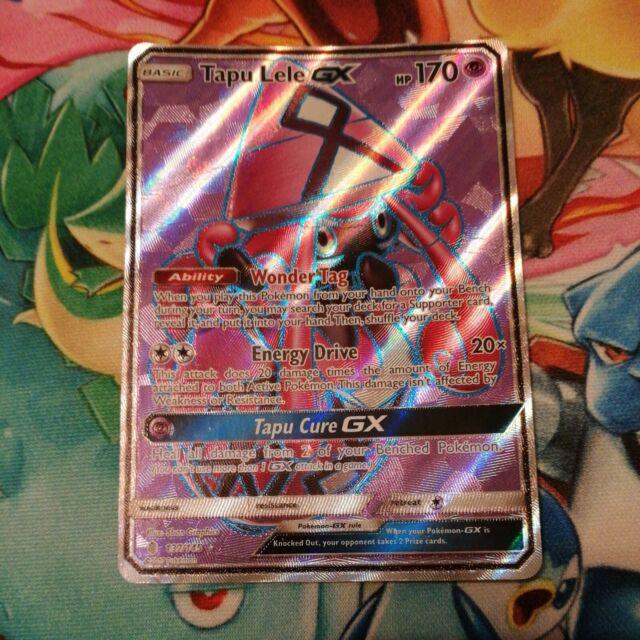 PTCGO, Digital Card FA Tapu Lele GX FULL ART 137//145 for Pokemon TCG Online