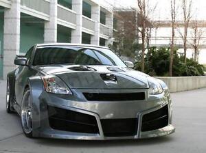 Paraurti-anteriore-NISSAN-350-Z-Z33-2003-gt-Tuning