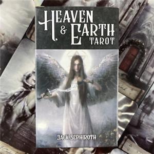Heaven & Earth Tarot Deck [78 Cards]