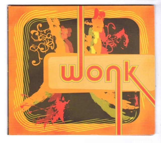 (GZ385) Wonk, Wonk - 2009 CD