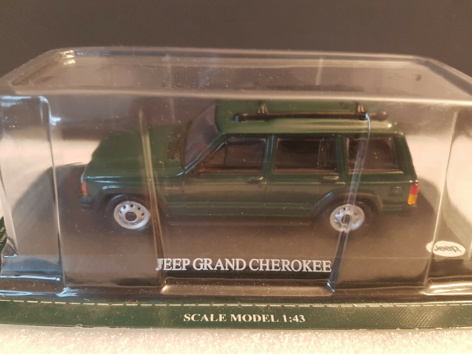 Scale Model 1 43 Jeep Grand Cherokee-New