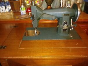 Antique Kenmore Sewing Machine with cabinet model # e-6354 ...