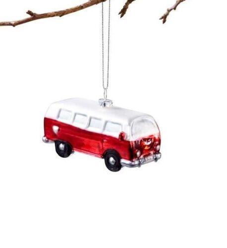 Décorations de Noël-Voiture-VW Bus-Camionnette-Décoration de Noël de