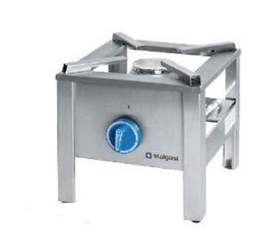 Hk01105 Gastronomie Gas Hockerkocher Gewerbe Gasherd Gastro Kompakt