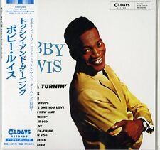 BOBBY LEWIS-TOSSIN' & TURNIN'-JAPAN MINI LP CD BONUS TRACK C94