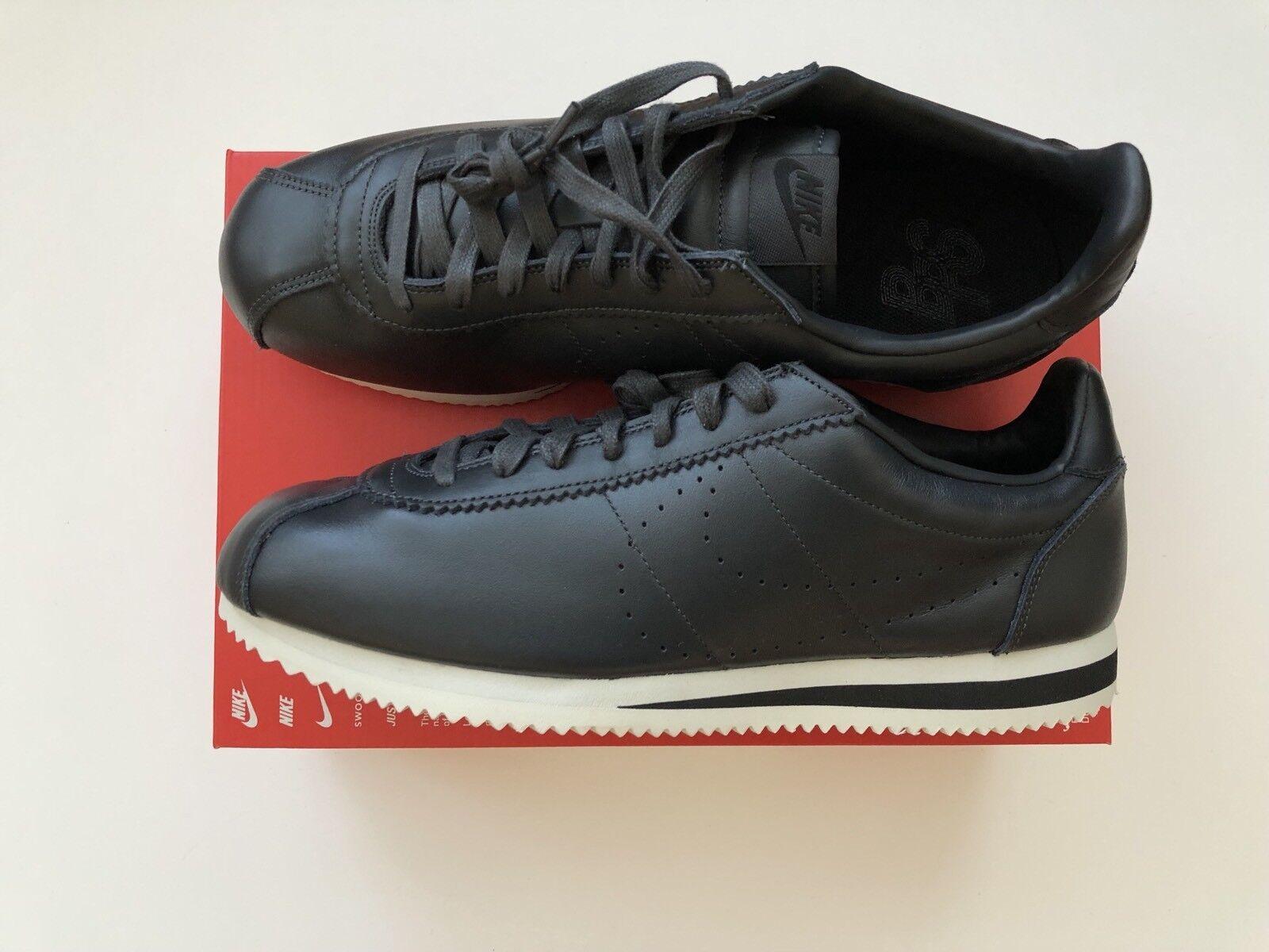 Nike Classic Cortez Premium Leather Shoes Trainers Size UK 11