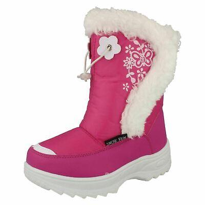 Northside Girls/' Starling Snow Boot, Size Little Kid 12.0 Fuchsia//Pink