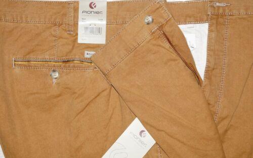 PIONIER ® Herren Shorts Bermuda Übergröße Kurzhose Caramel Luca 2 WAHL