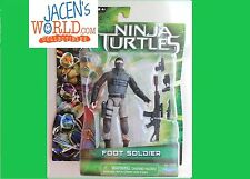 Foot Soldier Movie Basic Action Figures Teenage Mutant Ninja Turtles Toys