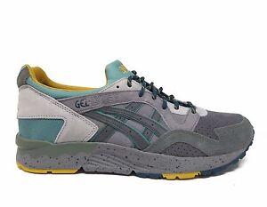 859c16e5c2c9 Asics Men s GEL-LYTE V Running Shoes Aluminum Carbon H7J4L-9697 b