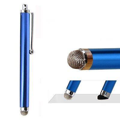 Eingabestift Touchpen groß Smartphone Tablet HTC Samsung Apple LG Nexus neu blau