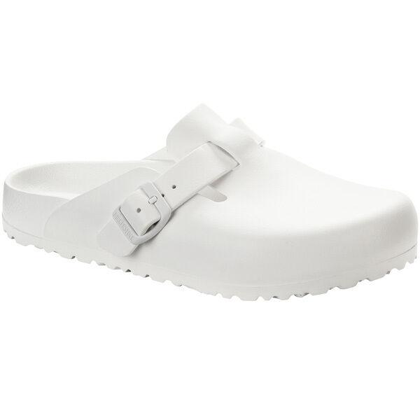 Birkenstock Boston EVA 1002315 Clogs Pantoletten Sandale white 1002315 EVA Weite normal aba73a