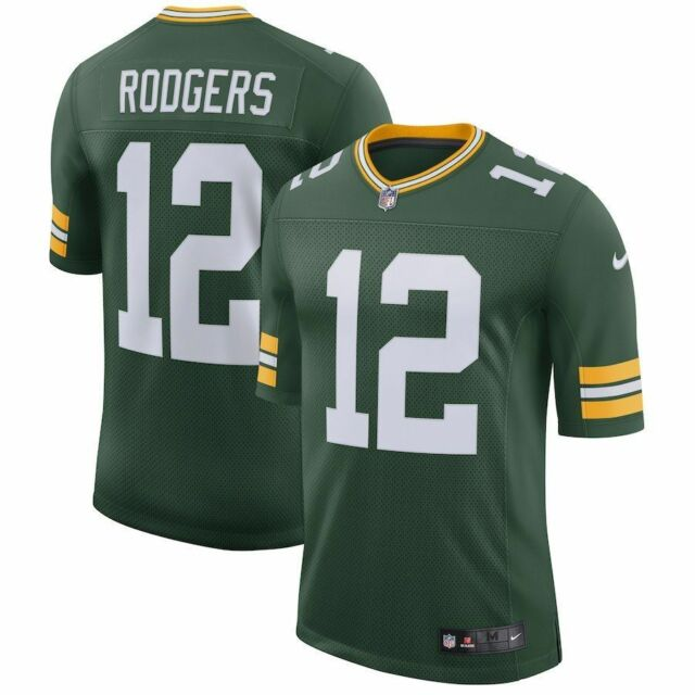 Aaron Rodgers Green Bay Packers Nike Limited Home Jersey Stitched Large ( ) 5f0a4d4b3