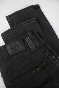 NUDIE-JEANS-GRIM-TIM-MISTY-RIDGE-Men-039-s-W29-L32-Stretch-Organic-Jeans-1504-el