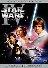 Star Wars - Episode 4 - A New Hope (DVD, 2006, 1 disk)