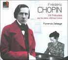 Chopin: 24 Preludes (CD, May-2011, Indesens)