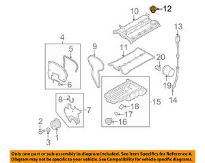 image is loading chevrolet-gm-oem-04-05-aveo-engine-oil-