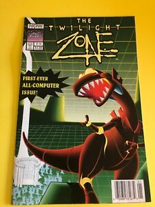 The-Twilight-Zone-vol-3-No2-Computer-special-1-NOW-Comics-1st-Print-1993-NM