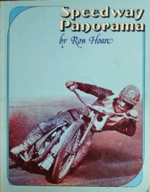 Speedway Panorama, Hoare, Ron, Very Good Book