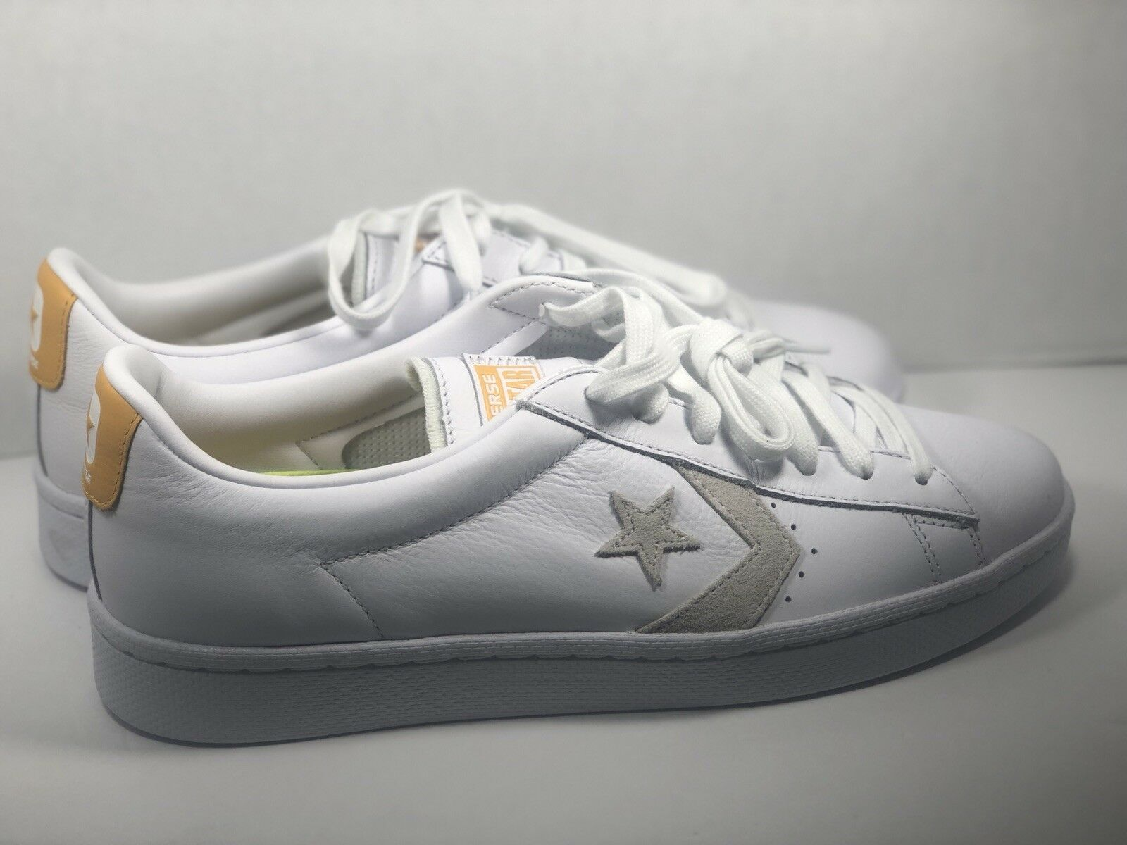 Converse Pro 76 Low Top Leather Basketball Chaussures Taille hommes 10.5