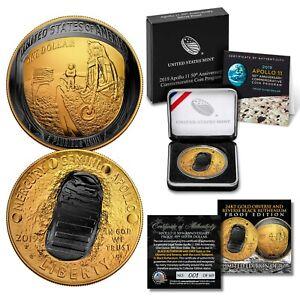 2017 P 1 oz American Liberty Reverse Proof Silver Medal Black Ruthenium Gold Ed.