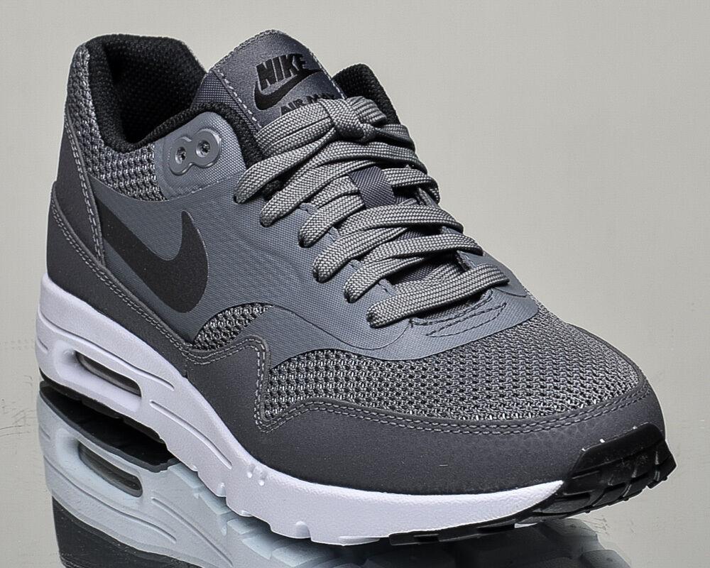Nike WMNS casual Air Max 1 Ultra Essentials Damens lifestyle casual WMNS Turnschuhe NEW Grau e9f268