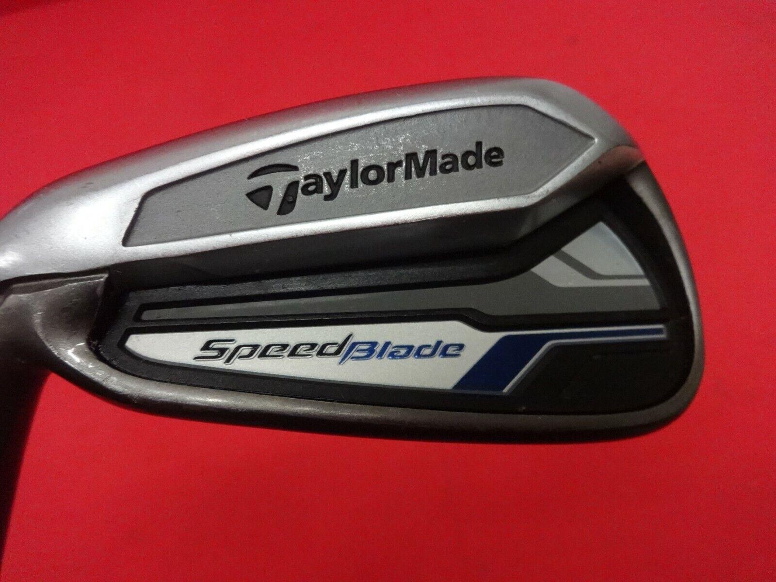 Taylormade SpeedBlade 7 Hierro Lh Zurdo Dynamic  oro rígido no Grip 37 1 2   a la venta