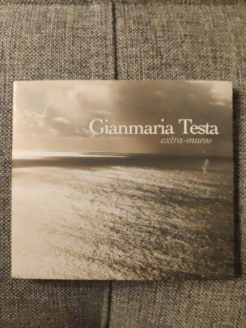Extra-Muros von Gianmaria Testa, Laurent Rannou   CD   neuwertig bis sehr gut