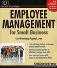 Employee Management for Small Business by Lin Grensing-Pophal (Paperback, 2010)