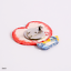 BT21-Baby-Character-Wappen-Badge-S-amp-L-Size-Official-K-POP-Authentic-Goods miniature 3