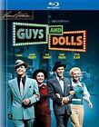 Guys and Dolls 0883929256938 Blu-ray Region a