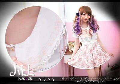 vivi princess diary liz lisa Lolita Music March notation shirt w/ tie 80963 WP
