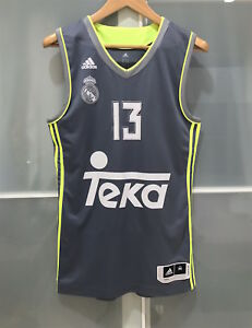 super popular 2aea6 79f91 Details about ADIDAS SERGIO RODRIGUEZ REAL MADRID BASKETBALL JERSEY FIBA  EUROBASKET SPAIN CSKA