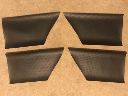 Toyota Tacoma 2005-15 Perforated Vinyl Door Panel Arm Rest Fabric For Double Cab