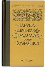 Harvey's Elementary Grammar and Composition : Harvey's Language Course by Thomas