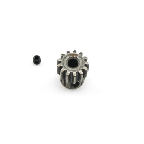 HOBBYSTAR MOD1 PIGNON gear 14 T en acier trempé 5.0 mm Diamètre 5 mm M1 1.0 14 Dents