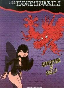 Innominabili Vol. 1 - Aventure en Jaune Livre Hazard Edizioni