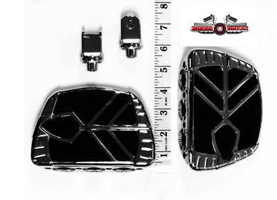 Kuryakyn Front OR Rear Premium Mini Floor Boards Triumph Speedmaster 2003-2018
