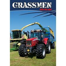 Grassmen Fulla The Pipe DVD New/Tractors/Ireland/UK/Free Post/Country/Farming