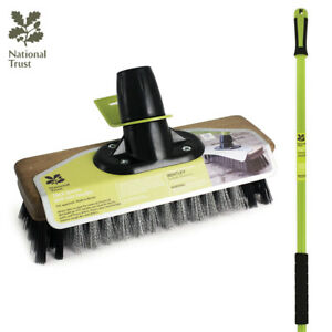 Charles-Bentley-National-Trust-Wire-Broom-Made-of-Wood-PVC-amp-Steel